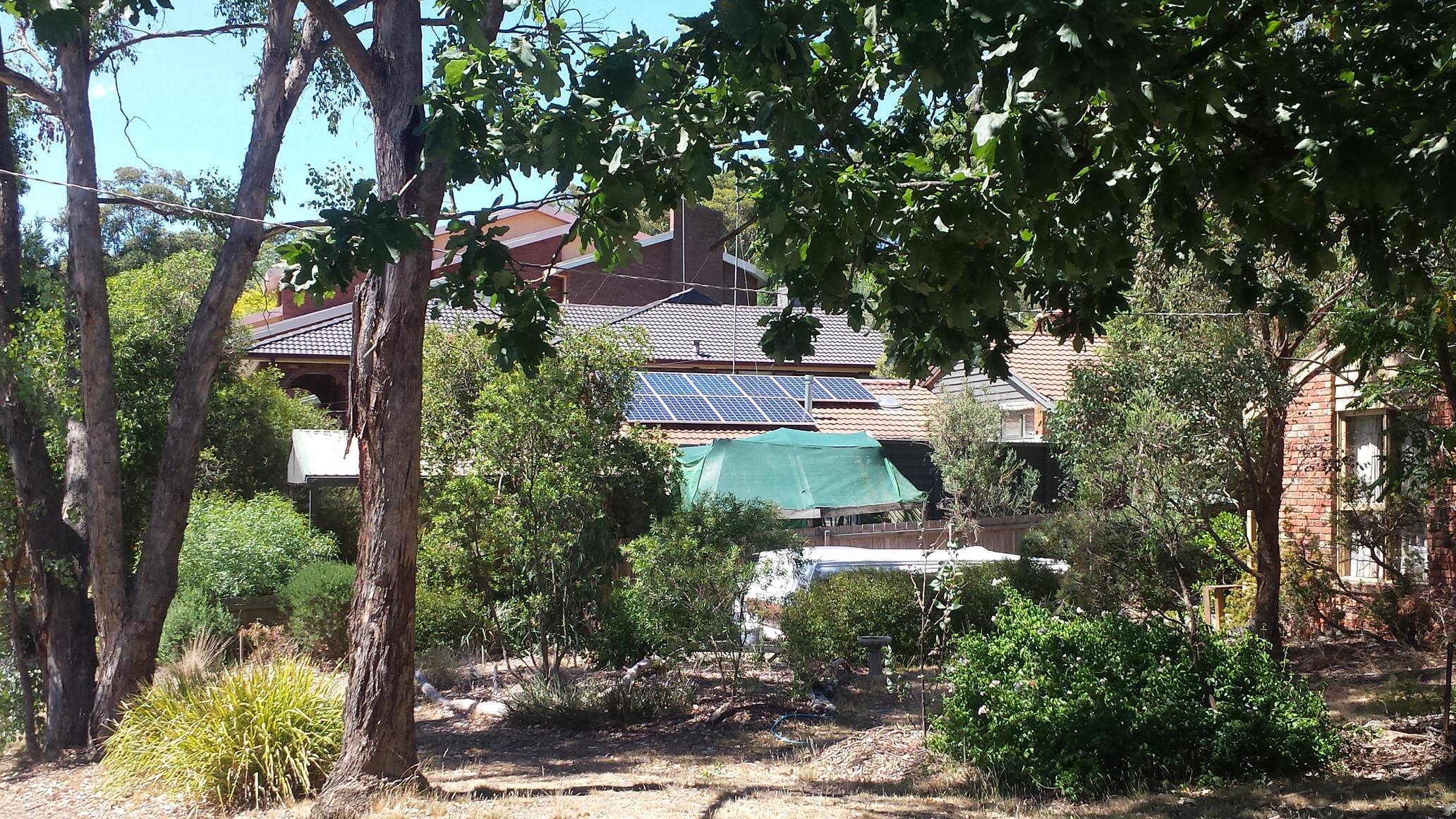 Eltham Hybrid TrinaBess Solar system